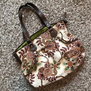 Relic Paisley Bag